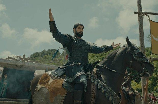 Osman Bey büyük savaş öncesi Alpler'ine böyle seslendi