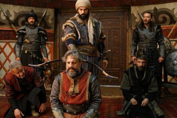 Kuruluş Osman 54. Bölüm Foto Galeri