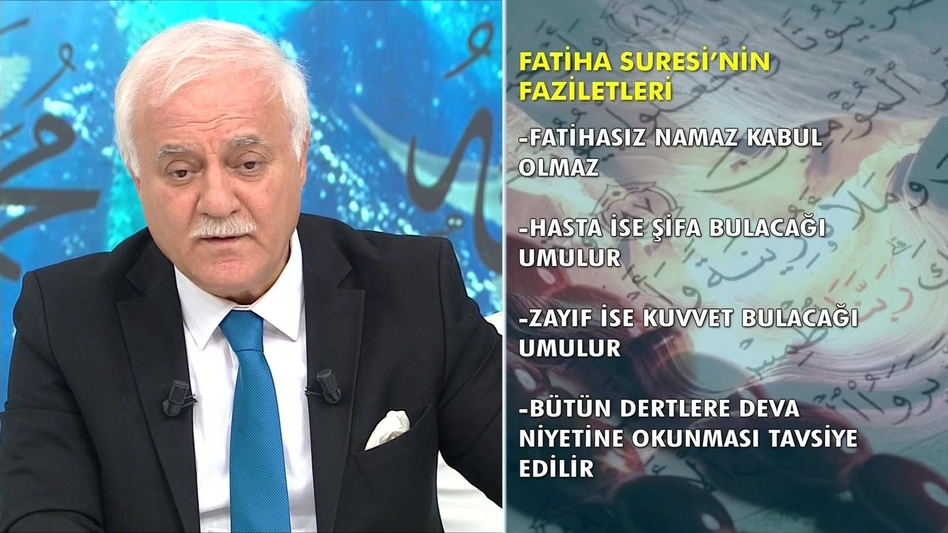 Fatiha Suresi'nin faziletleri