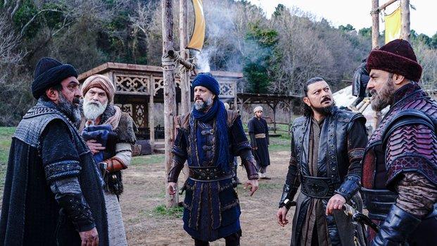 Kuruluş Osman 43. Bölüm Foto Galeri