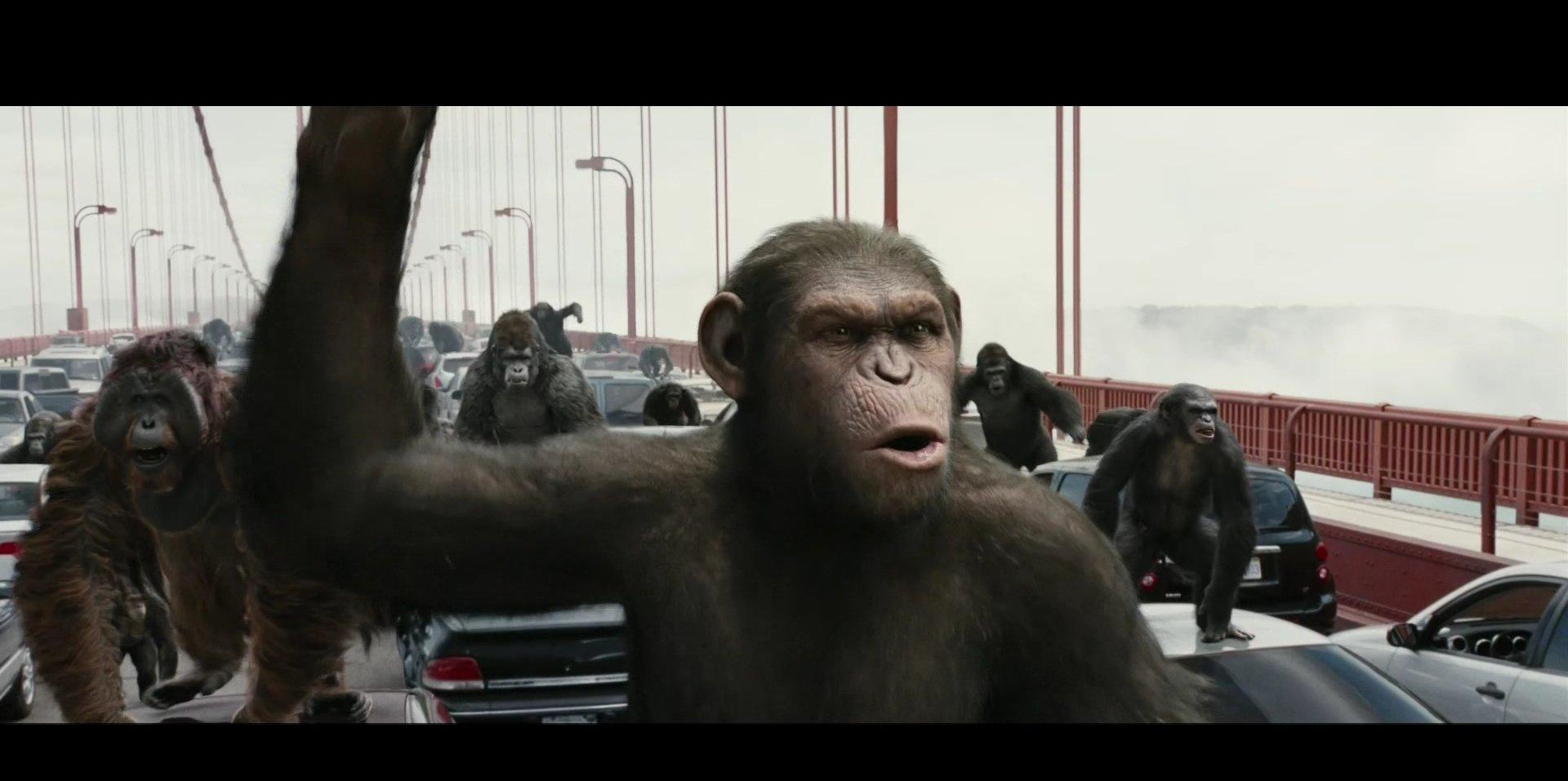 Maymunlar Cehennemi Başlangıç Pazar 2000de Atvde Atv