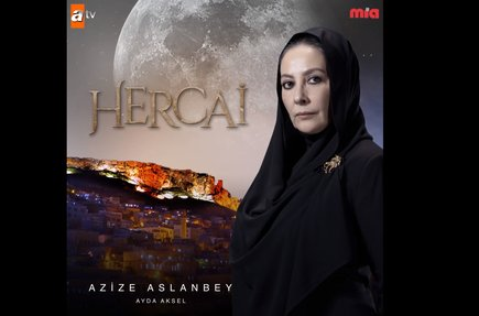 Azize Aslanbey - Hercai yakında atv'de!