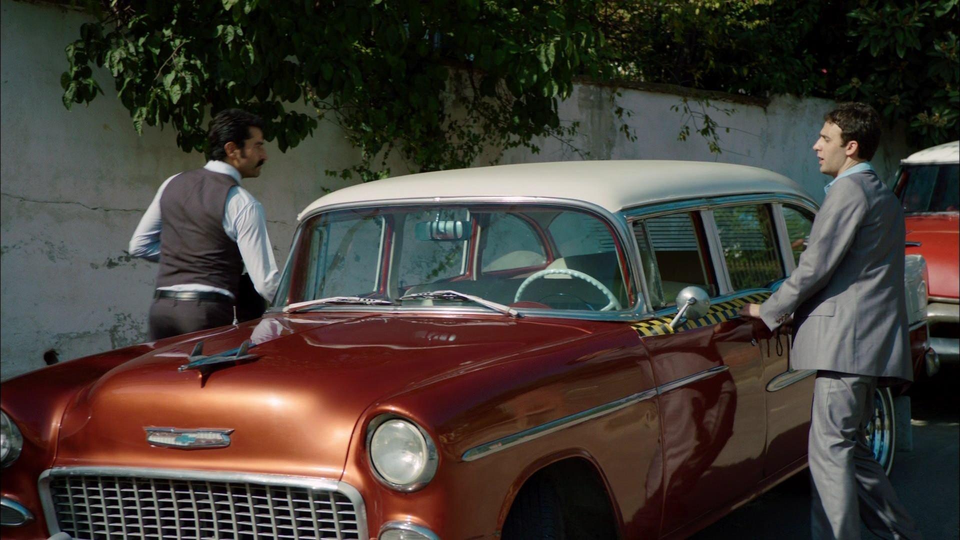 Karadayı'nın Unutulmaz Klasik Otomobilleri