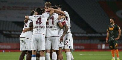 Ziraat Türkiye Kupası şampiyonu Trabzonspor!
