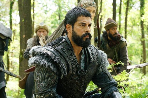 Türkiye Çarşamba akşamı 'Kuruluş Osman' izledi...