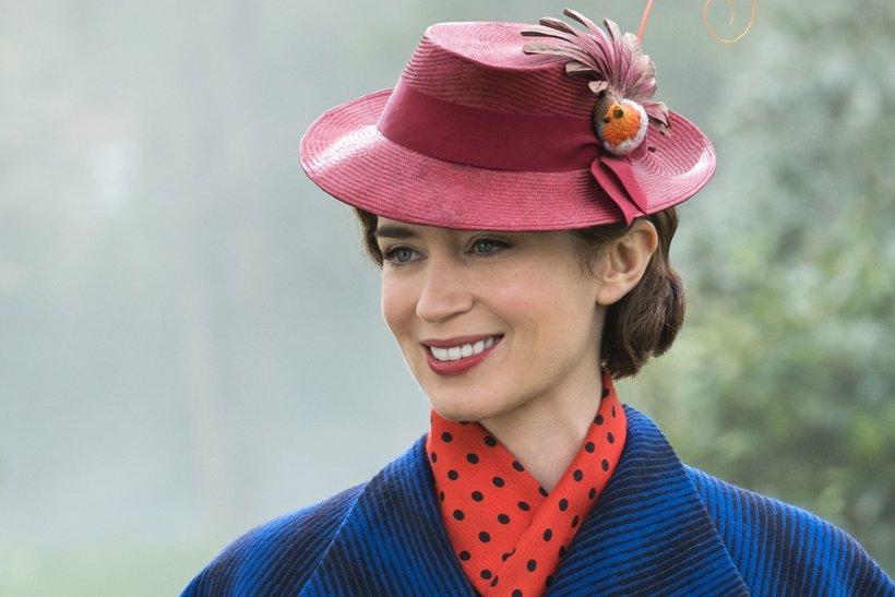 Sinema şöleninin ilk halkası: Mary Poppins: Sihirli Dadı
