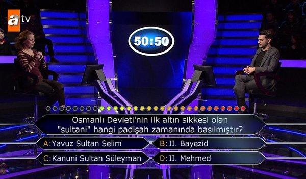 Osmanlı Devleti'nin ilk altın sikke sultani